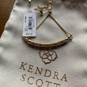 Kendra Scott sliding bracelet